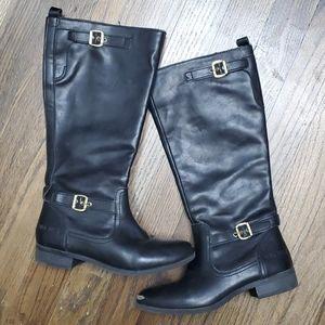 Girls knee high Boots